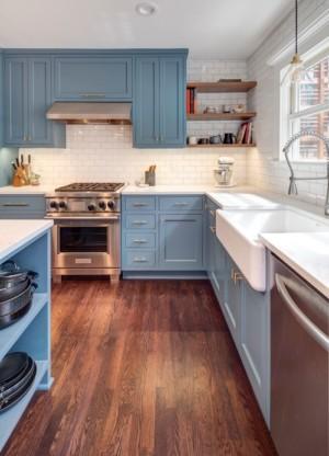 Transitional Kitchen1