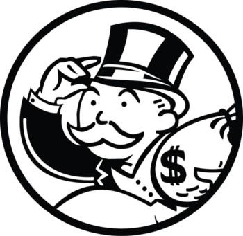 Monopoly Man By Vectorius1 On Deviantart U0 K0 Y4 Clipart